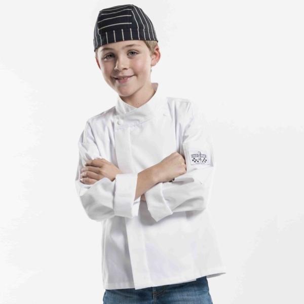292 Chaud Devant® Kochjacke Kids White