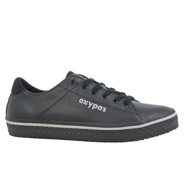 OXYPAS Sneaker Paola schwarz EN 20347 SRC ESD