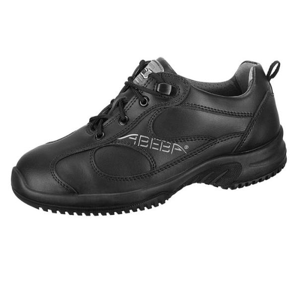Abeba® uni6 Sicherheitsschuh 1751 S2 schwarz