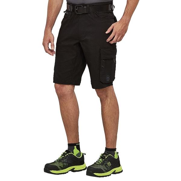 MWW200001 Macseis® Proneon Short schwarz