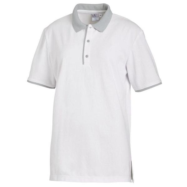 08/2742 Leiber Unisex Poloshirt Mischgewebe