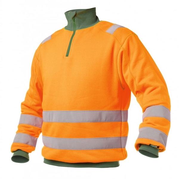 DASSY® Sweatshirt Denver Warnschutz