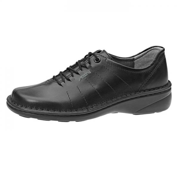 Abeba Halbschuh 6910 O1 schwarz