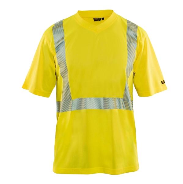 3386 Blakläder® T-Shirt High-Vis mit UV-Schutz