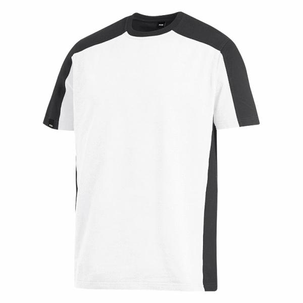 90690 FHB T-Shirt Marc 100% Baumwolle zweifarbig
