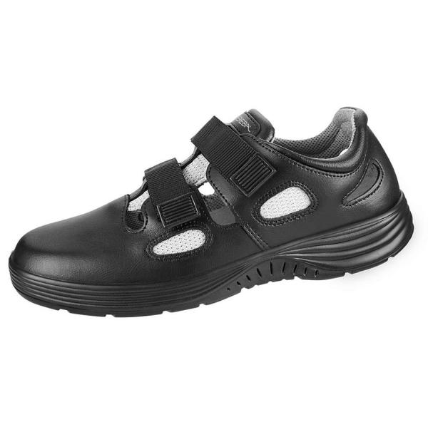 711036 Abeba® X-LIGHT Sandale S1 schwarz