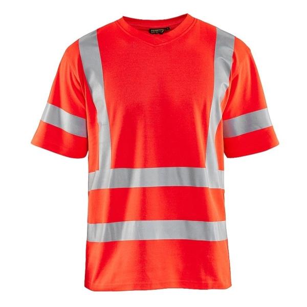 8947 Blakläder® T-Shirt Warnschutz