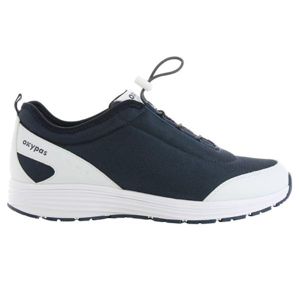 OXYPAS Sneaker Maud dunkelblau EN 20347 SRA
