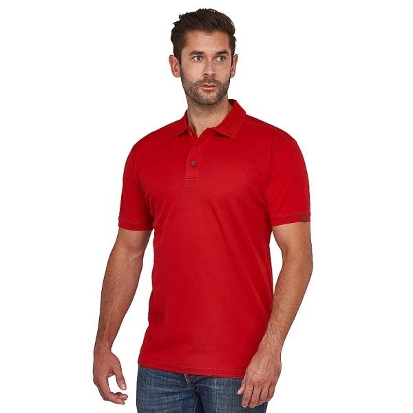 MWW400004 Macseis® Signature Poloshirt red/grey