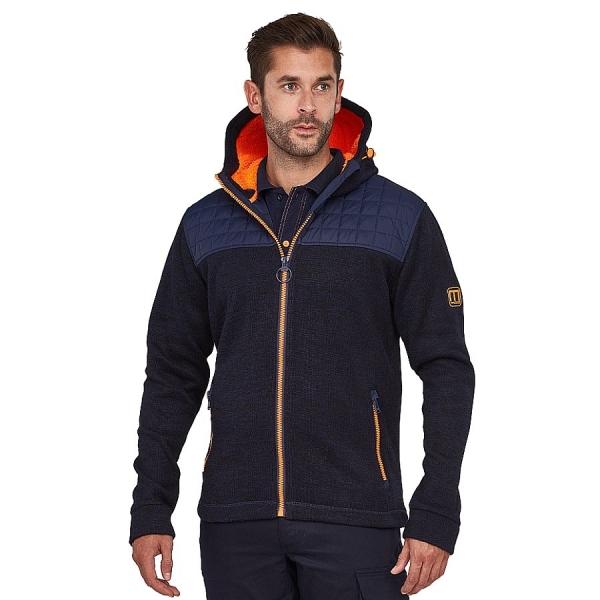 MS26013 Macseis® Riptide Hybrid Jacke navy/orange
