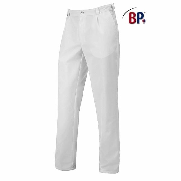 1359 BP Herren Bundfaltenhose 100% Baumwolle
