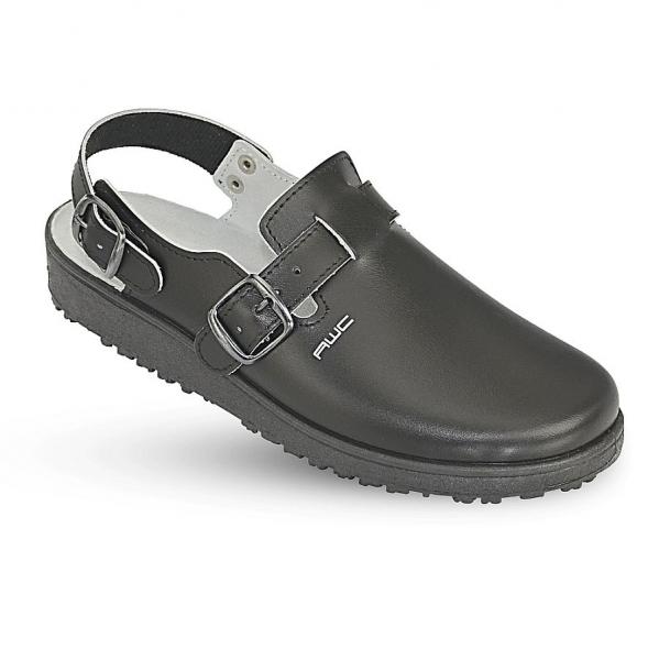 17500 AWC Sandale schwarz