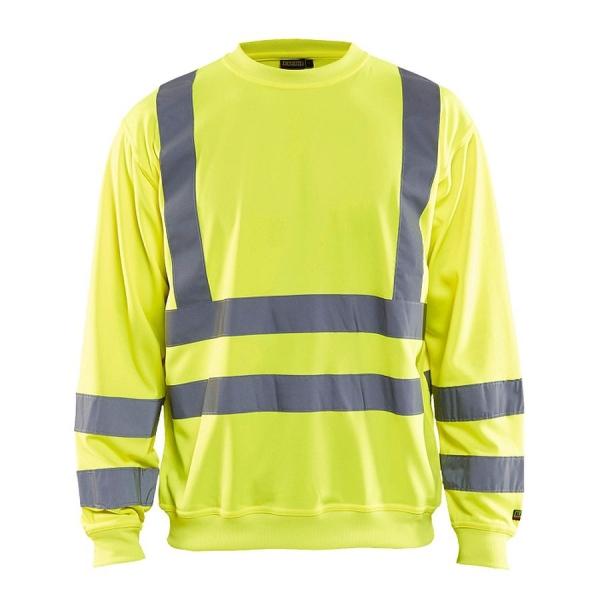 3341 Blakläder® Sweatshirt Warnschutz