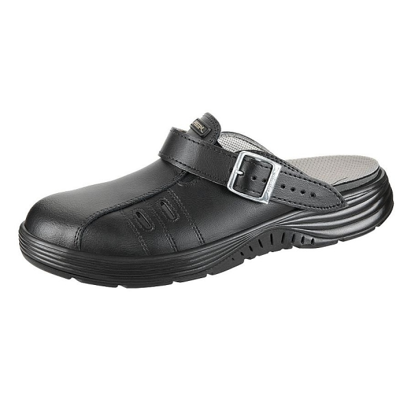 711142 Abeba® X-LIGHT Clog OB schwarz