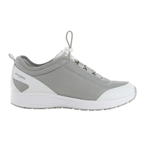OXYPAS Sneaker Maud hellgrau EN 20347 SRA