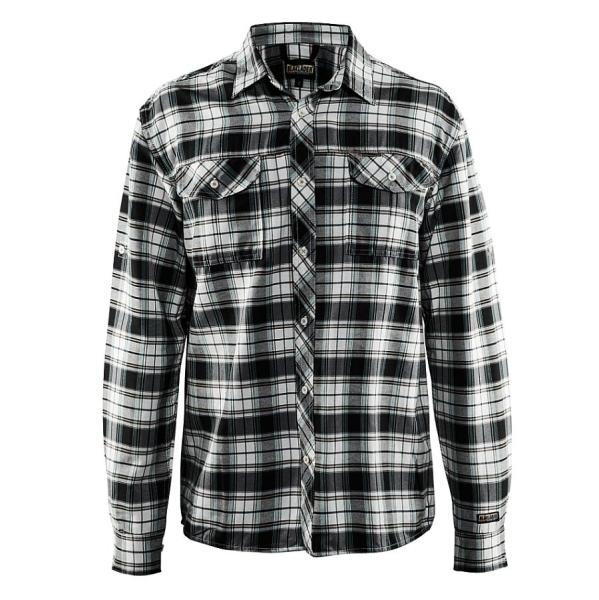 3299 Blakläder® Flanell Hemd Mischgewebe