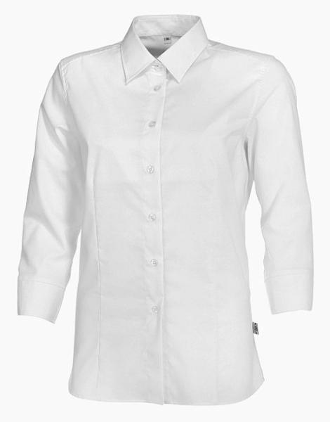 1561 BP Damenbluse 3/4 Arm Comfortec® Stretch