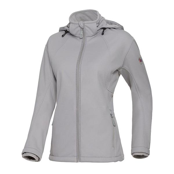 1687 BP Softshell Jacke für Damen