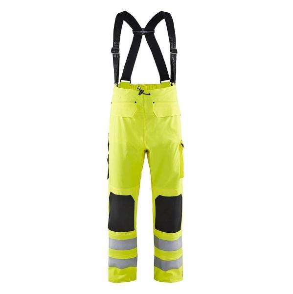 1306 Blakläder® Regenhose Warnschutz