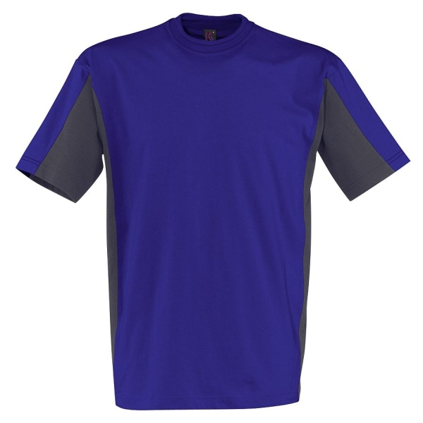 5020 Kübler Shirt-Dress T-Shirt Mischgewebe