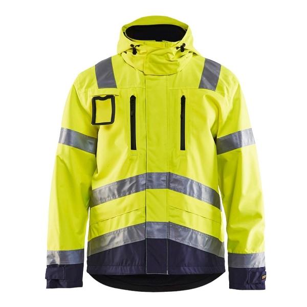 4837 Blakläder® Funktions-Jacke Warnschutz