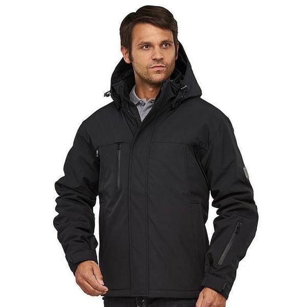 MS12001 Macseis® Nero Winter Softshell Jacke