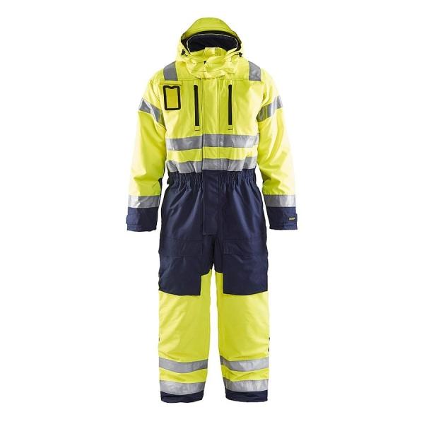 6763 Blakläder® Winter Overall Warnschutz