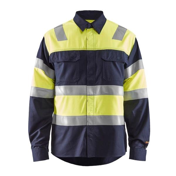 3228 Blakläder® Multinorm Hemd Mischgewebe