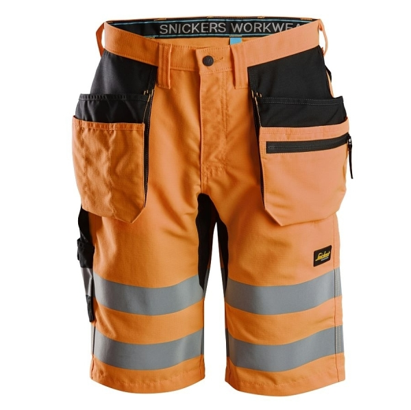 6131 Snickers LiteWork High-Vis Shorts