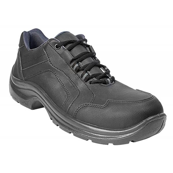 15345 AWC Berufsschuh SRC Sneaker schwarz