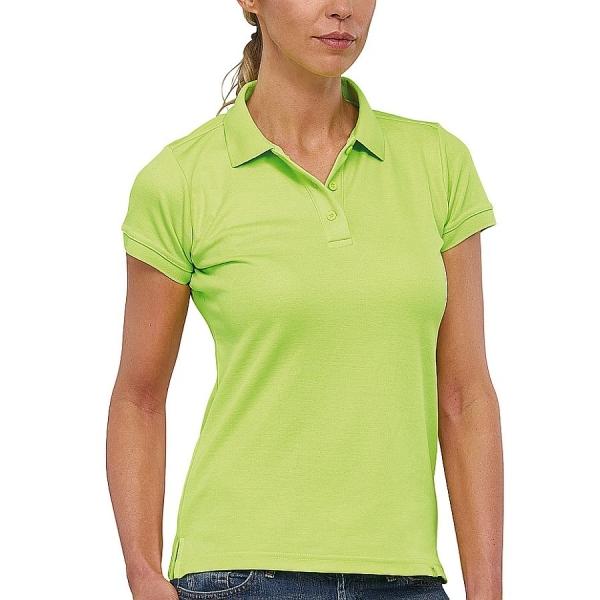 MS4008 Macseis® Flash Damen Poloshirt grün