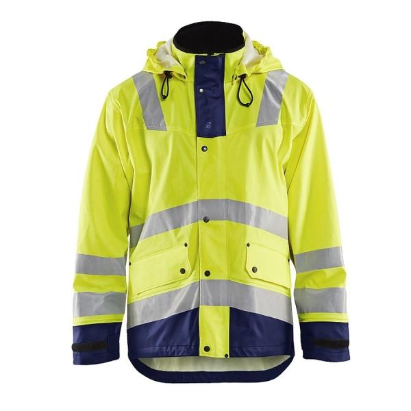4302 Blakläder® Regenjacke Warnschutz