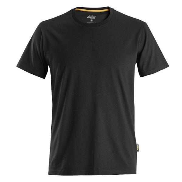 2526 Snickers T-Shirt aus Bio-Baumwolle