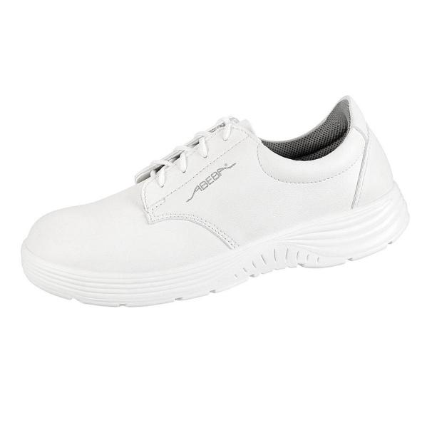 711126 Abeba® X-LIGHT Schuh O2 weiss
