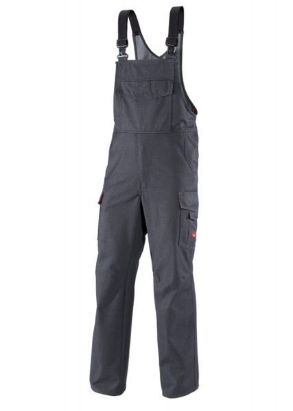 2451 BP Multi Protect IV Latzhose Denim