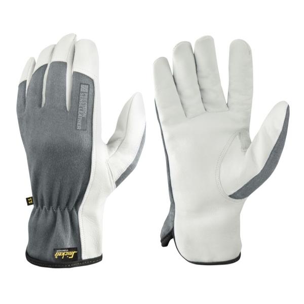 9565 Snickers Precision Sense Leder Handschuhe