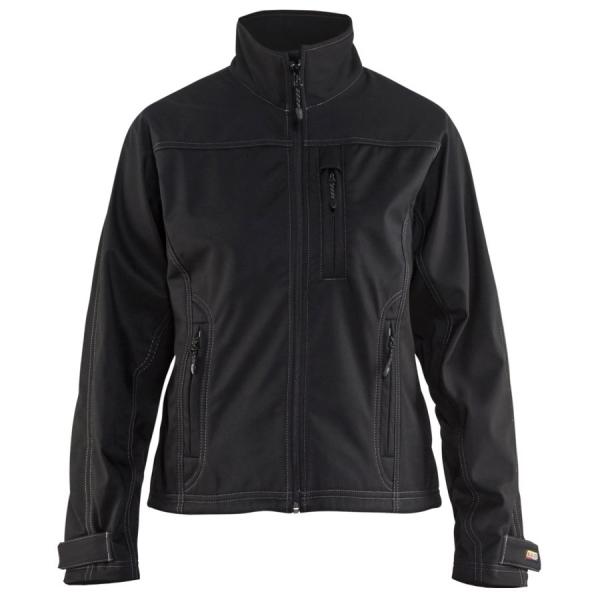 4846 Blakläder® Damen Softshell Jacke