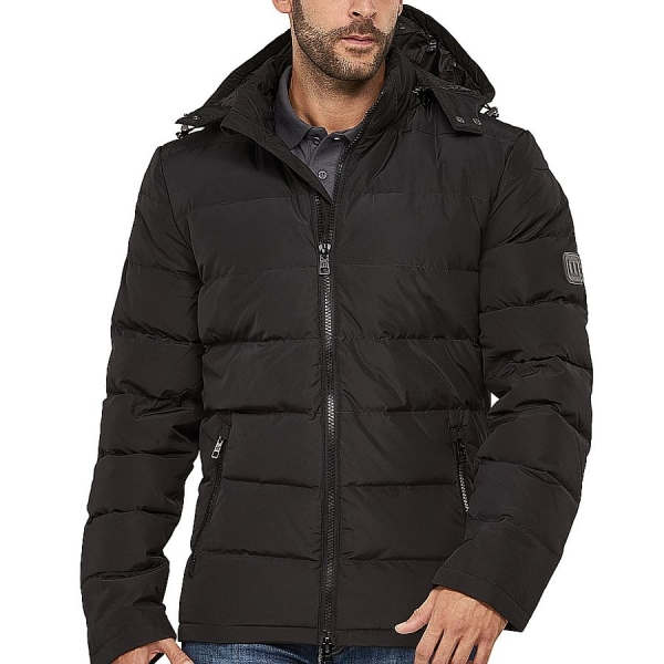 MS29001 Macseis® Galaxy Daunen Jacke schwarz