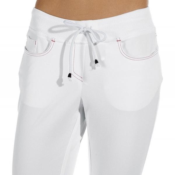 08/7100 Leiber Damenhose Mischgewebe-Stretch