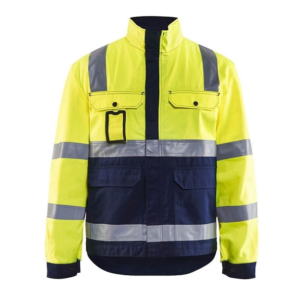 4023 Blakläder® Arbeitsjacke Warnschutz