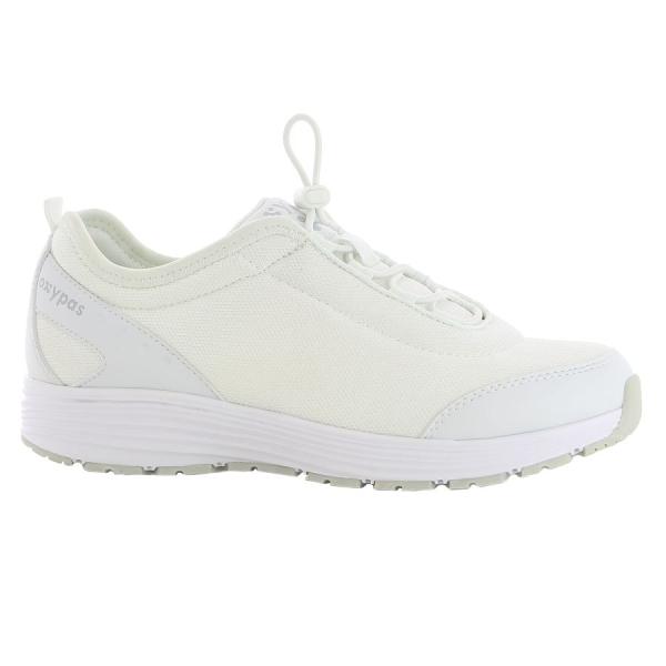 OXYPAS Sneaker Maud weiß EN 20347 SRA