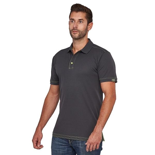 MWW400003 Macseis® Signature Poloshirt grey/green