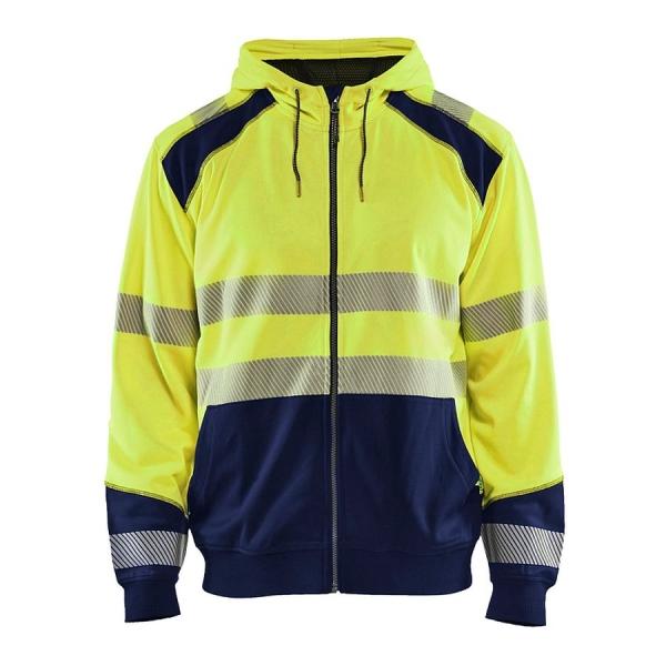 3546 Blakläder® Kapuzensweater Warnschutz