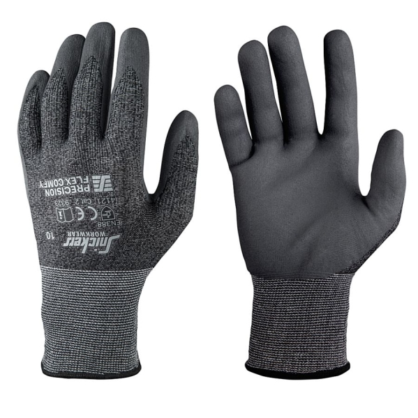 9323 Snickers Precision Handschuh Flex Komfort