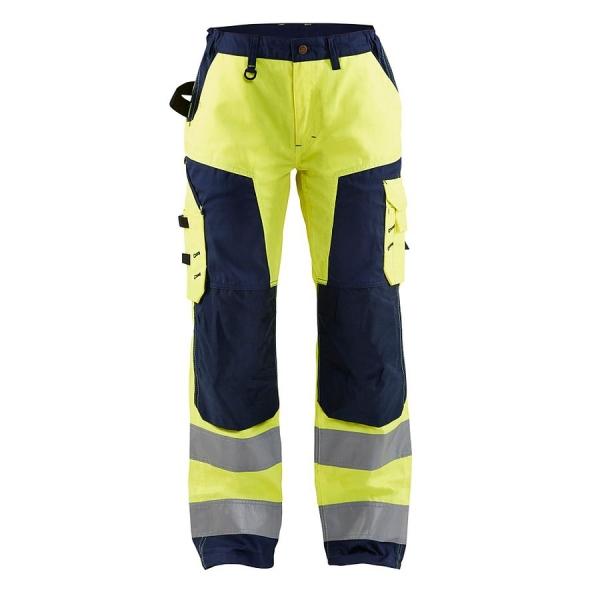 7155 Blakläder® Damen Arbeitshose Warnschutz
