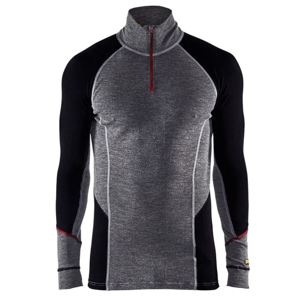 4699 Blakläder® Unterhemd XWARM 100% Merinowolle