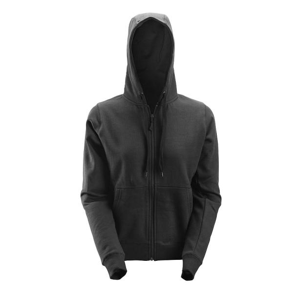 2806 Snickers Damen Sweatshirt mit Reißverschluss