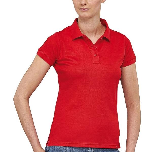 MS4003 Macseis® Flash Damen Poloshirt rot