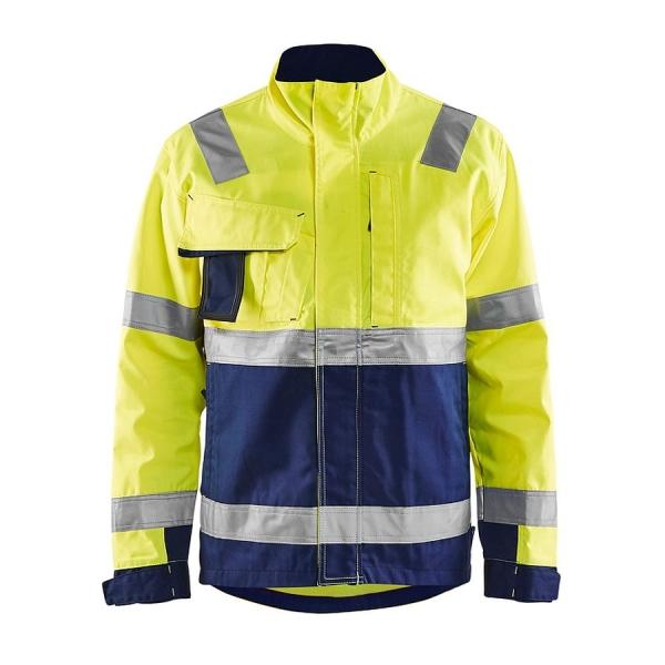 4064 Blakläder® Arbeitsjacke light Warnschutz