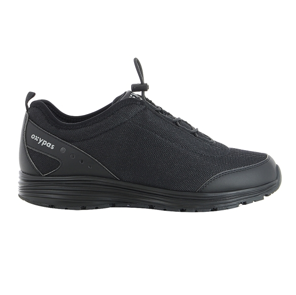 OXYPAS Sneaker James schwarz EN 20347 SRA